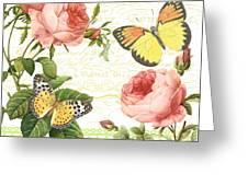 Rose Blush-a Greeting Card