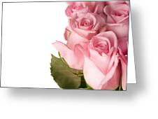 Rose Bouquet Greeting Card by Boon Mee