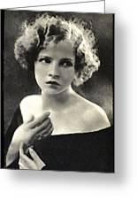 Rose Burdick Greeting Card