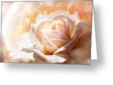 Rose - Colors Of The Moon Greeting Card