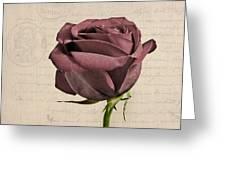 Rose En Variation - S02c3t3a Greeting Card