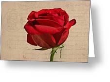 Rose En Variation - S2at03a Greeting Card