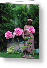 Rose Garden 3 Greeting Card