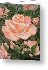 Rose Garden Greeting Card