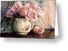 Rose Roses Greeting Card