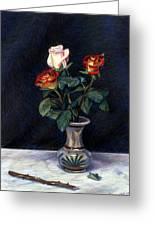 Rose Greeting Card
