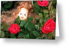 Rosebud Joy Greeting Card