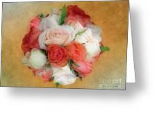 Roses Antiqua Greeting Card