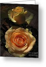 Roses Forever_2 Greeting Card by Halyna  Yarova