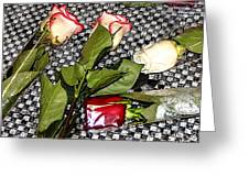 Roses From Rosa... Greeting Card