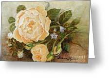 Roses Sublime Greeting Card