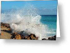 Ross Witham Beach 2 Greeting Card