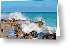 Ross Witham Beach 3 Greeting Card