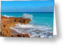 Ross Witham Beach 5 Greeting Card