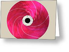 Rotation Greeting Card