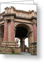 Rotunda Palace Of Fine Art - San Francisco Greeting Card