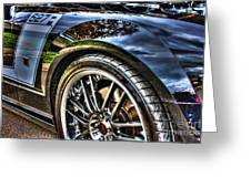 Roush 627 Greeting Card