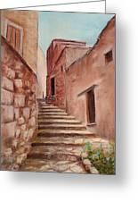 Roussillon Walk Greeting Card by Anastasiya Malakhova