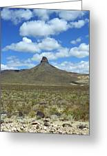 Route 66 - Arizona Mountain Greeting Card