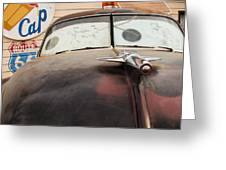 Route 66 Cars  Greeting Card