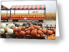 Route 66 Farmstand Greeting Card