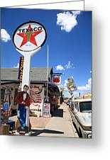 Route 66 - Seligman Arizona Greeting Card