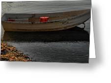 Row Boat 1 Greeting Card