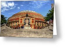 Royal Albert Hall Greeting Card