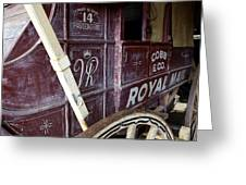 Royal Mail.  Greeting Card