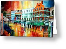 Royal Sonesta New Orleans Greeting Card