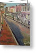 Royal Steet I Greeting Card by Lilibeth Andre