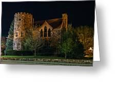 Roycroft Chapel Greeting Card