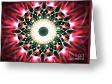 Rubies Greeting Card