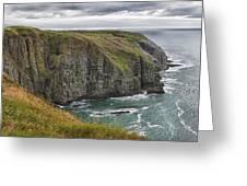 Rugged Landscape Greeting Card