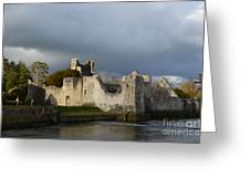 Ruins Of Desmond Castle Greeting Card