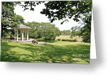 Runnymede Surrey Uk Greeting Card