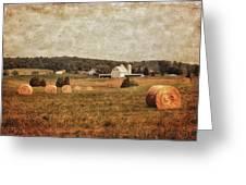 Rural America Greeting Card