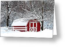 Rural Living Greeting Card