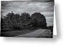 Rural Road 52 Greeting Card