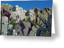 Rushmore Greeting Card