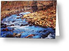 Russell River Greeting Card