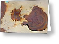 Rust #1 Greeting Card