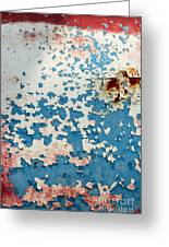 Rusted Greeting Card
