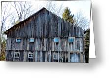 Rustic Places Greeting Card