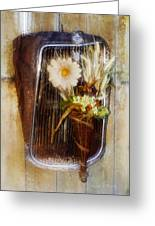 Rustic Romance Greeting Card by La Rae  Roberts
