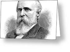 Rutherford B Greeting Card