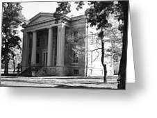 Ruthven Mansion Greeting Card