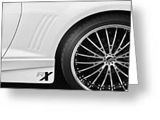 Rx Camaro Greeting Card