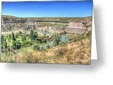 Ryan Dam State Park Greeting Card