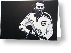 Ryan Giggs - Manchester United Fc Greeting Card